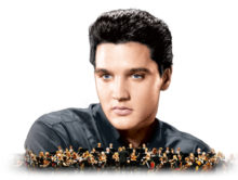 Elvis Presley with the Royal <br>Philharmonic Concert Orchestra